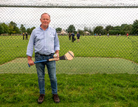 Frank at Four Roads hurling team practice (2019; 90791)