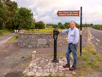 The old village pump, Four Roads, Co Roscommon (2019; 90804)
